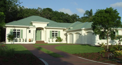 Florida leed for homes for Green certified home